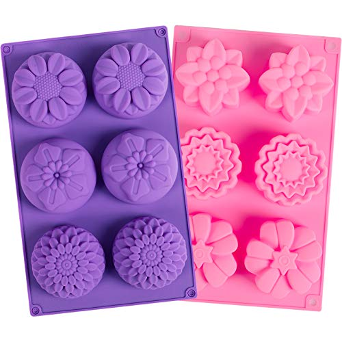 Silicone Flower Molds