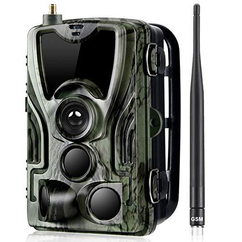 KAUTO Cámara de caza 2G, cámara de seguimiento 20 MP 1080P...