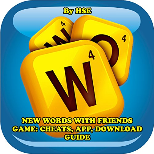 New Words with Friends Game: Cheats, App, Download Guide audiobook cover art