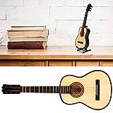 Guitarra con modelo de soporte, modelo de guitarra regalo...