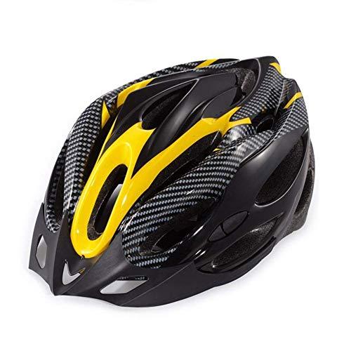 Casco de bicicleta, unisex Ciclismo Casco de equitación universal transpirable for no...