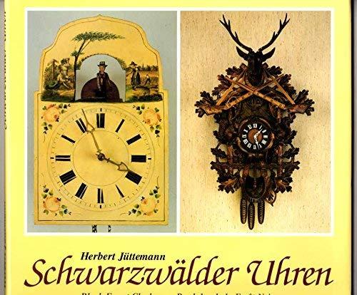 Schwarzwälder Uhren: Dt. /Engl. /Franz. (Heimatkunde /Landesgeschichte)