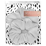 Kitsch Ultra Soft Microfiber Hair Drying Scrunchies for Frizz Free, Heatless Hair Drying, Towel...