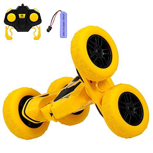 Arkmiido Kinderspielzeug Doppelseitiges 360 ° -drehfernbedienungsauto Mit 4 Rädern Für Kinder Ab 6 Jahren, Perfektes Weihnachts- Oder Geburtstagsgeschenk