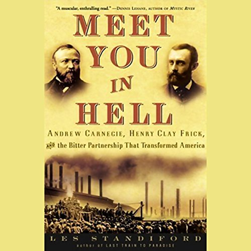Meet You in Hell audiobook cover art