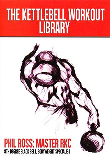Phil Ross: Kettlebell Workout Library (8 DVD Set)