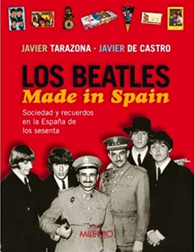 Los Beatles Made in Spain (Música)