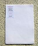 Handmade Rag Watercolour Paper A510Sheets/Set Food 300g/m² Natural White Cotton Linters