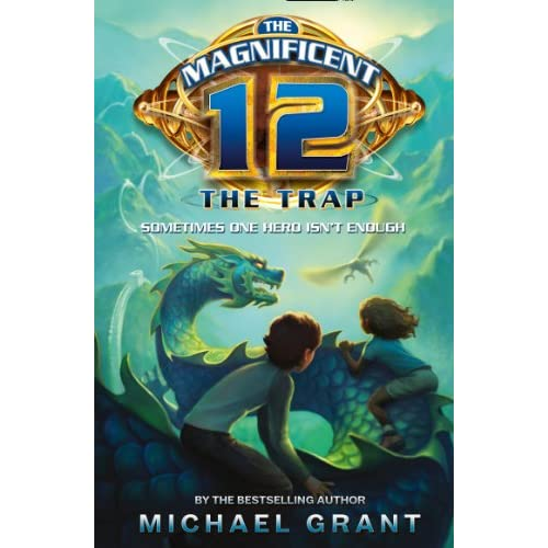 The Trap (The Magnificent 12, Book 2) (English Edition)