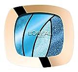 L'Oréal Paris Color Riche les Ombres Fard à Paupières S15 Nu Bleu