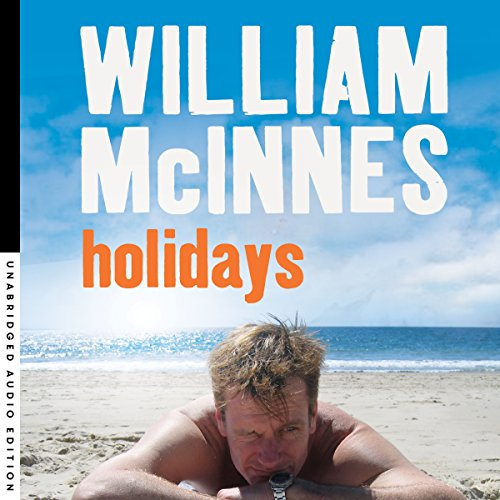 Holidays audiobook cover art