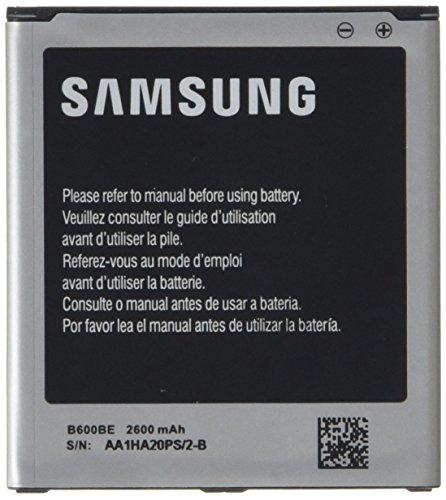 SAMSUNG EB B600BC Top Batteria Originale per Galaxy S4 i9500, i9505, LTE, 2.600 mAh, 3,8 V