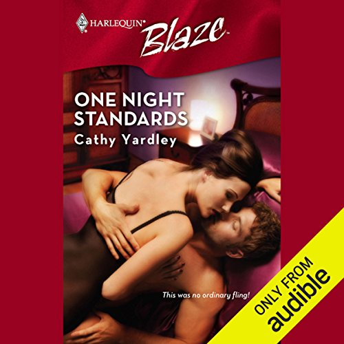 One Night Standards audiobook cover art