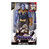 Toyico Avengers Thanos Action Figure Toys 6 inches Infinity war, Age 3 Years & Up (Battery Operated)