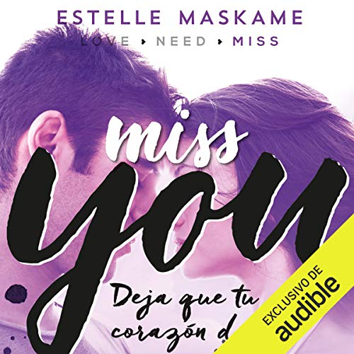 Miss You (Spanish editon) audiobook cover art