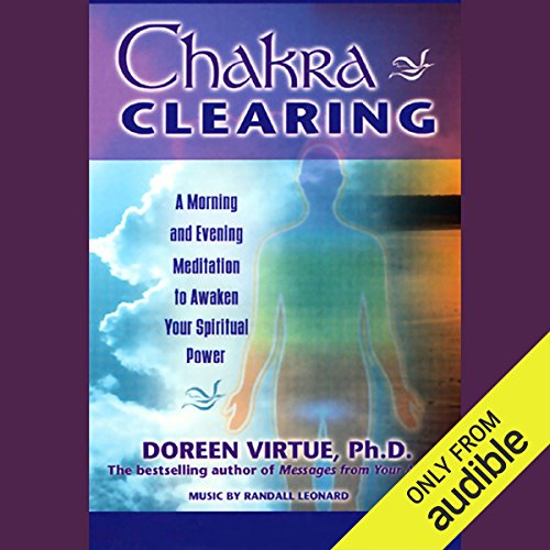 Chakra Clearing cover art