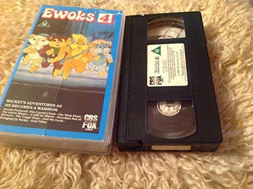 Ewoks [VHS]