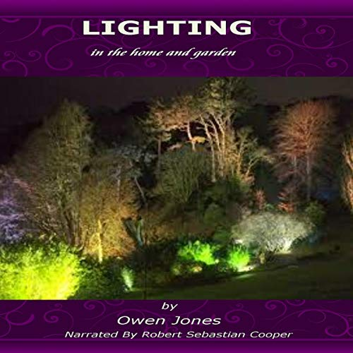 Lighting in the Home and Garden  audiobook cover art