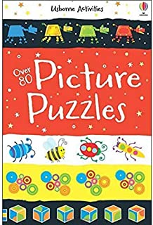Over 80 Picture Puzzles by Kirsteen Robson - Paperback