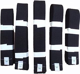 Blitz Sport Double Stripe Emblema para cintur/ón de Artes Marciales