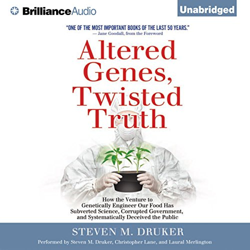Page de couverture de Altered Genes, Twisted Truth