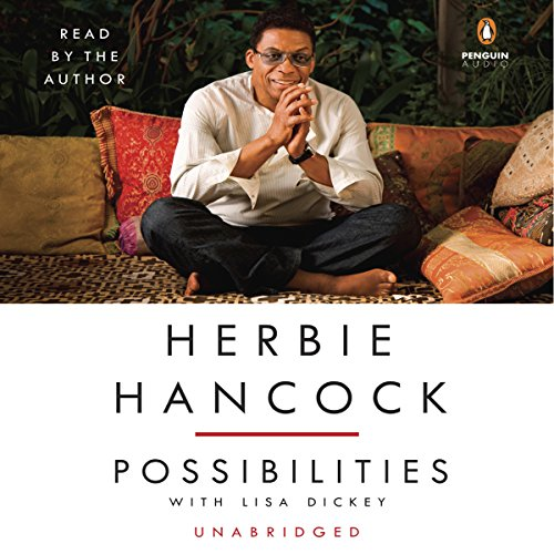 Herbie Hancock: Possibilities audiobook cover art