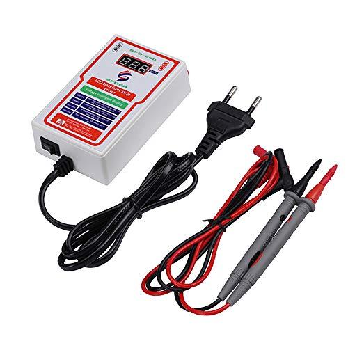 KKmoon Tester LED Uscita 0-300 V TV LED Tester di Retroilluminazione Strisce LED Perline Test,Rivelatore Automatico Tensione Adattativa,Multiuso Strumenti di Riparazione per Computer,Laptop,Lampade