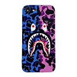 Horublac iPhone SE 2020 iPhone 7 iPhone 8 Soft Case (4.7'), Durable Thick Protective Shockproof Anti Scratch Street Fashion Flexible Phone Cover (Zifape)