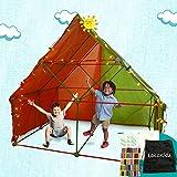 Fort Building Kit for Kids | Build Indoor...