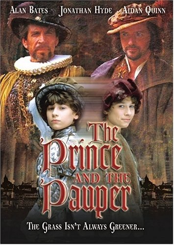 The Prince and the Pauper B0002V7TB0 Book Cover