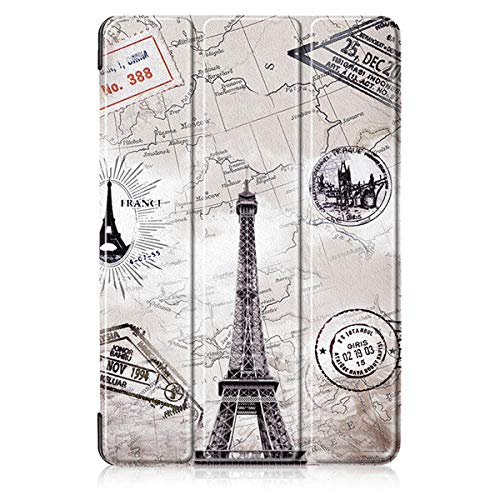 XIAOYAN Pu Leather Case for Samsung Galaxy Tab A 10.5 2018 SM-T590 T595 T597 Ultra Slim Flip Smart Tablet Cover Tab A 10.5 Case-6
