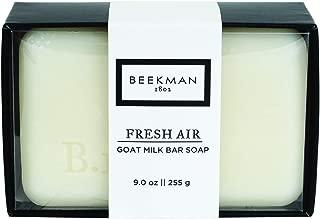 Goat Milk 9oz Fresh Air Bar Soap