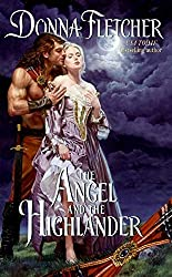 Cover of The Angel and the Highlander