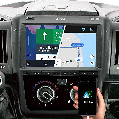 DYNAVIN Radio Navi für FIAT Ducato Citroen Jumper II Peugeot Boxer II; 9 Zoll OEM Autoradio mit Android Auto, Bluetooth, inkl. DAB+, USB; N7-DCIX Pro