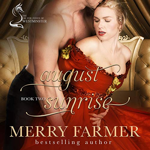 August Sunrise audiobook cover art