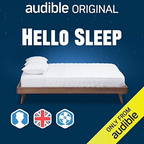 Hello Sleep: UK/Male/White Noise Background cover art