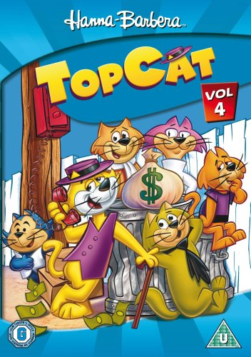 Top Cat Vol. 4