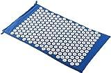 Newgen Medicals Entspannungsmatte: Entspannungs-Matte mit 6.210 Druckpunkten, 66 x 40 x 1,5 cm (Stachelmatte) -