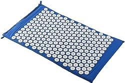 Newgen Medicals Entspannungsmatte: Entspannungs-Matte mit 6.210 Druckpunkten, 66 x 40 x 1,5 cm (Stachelmatte)