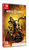 Mortal Kombat 11 Ultimate Code In Box - Nintendo Switch [Importación francesa]