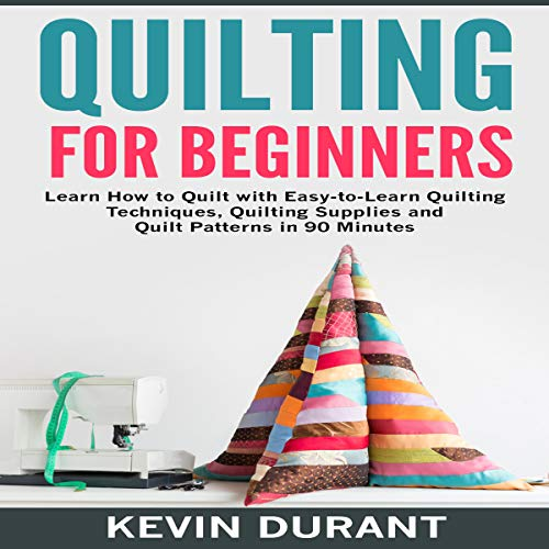 Couverture de Quilting for Beginners