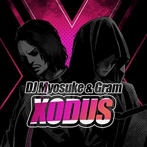 DJ Myosuke & Gram