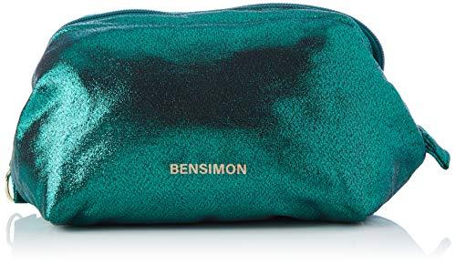 Bensimon Beauty Wallet S, Partito Luminoso Donna, Vert, TU