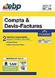 EBP Compta & Devis-Factures Classic 2017 +VIP + offre Satisfait ou remboursé [Téléchargement PC]