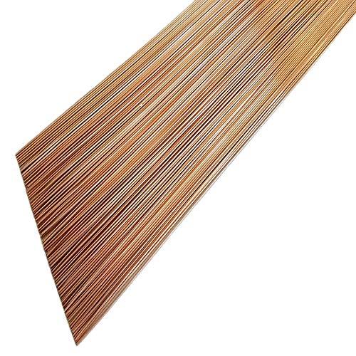 ER70S-2 Mild Steel TIG Welding Filler Rod 0.045' 1/16' 3/32' 1/8' x 36' 2LBS (1/16' 2LBS)