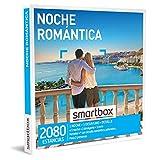 Smartbox - Caja Regalo Amor para Parejas - Noche romántica - Ideas Regalos Originales - 1 Noche con Desayuno y Detalle o Cena o 1 Noche con Desayuno para 2 Personas