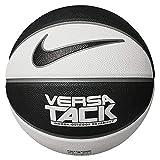 Nike Versa Tack 8p - Balón de Baloncesto para Hombre, Color Negro, Gris, Blanco y Negro., tamaño 7