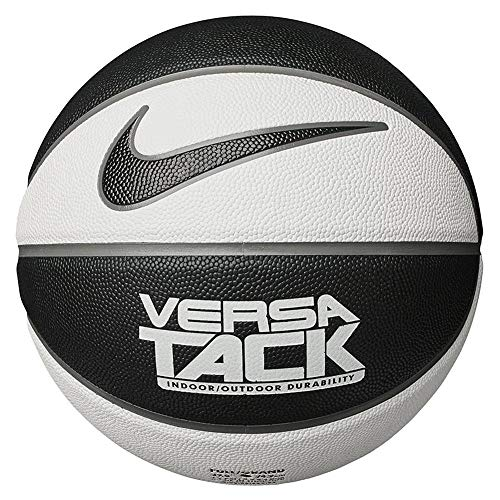 Nike Versa Tack Indoor Outdoor Basketball Black White Official Size