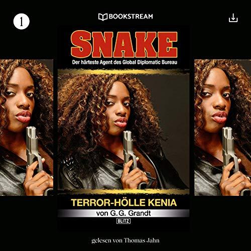 Terror-Hölle Kenia cover art