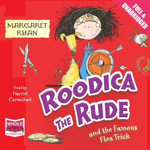 Roodica the Rude and the Famous Flea Trick cover art